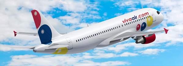 vuelos nacionales viva air