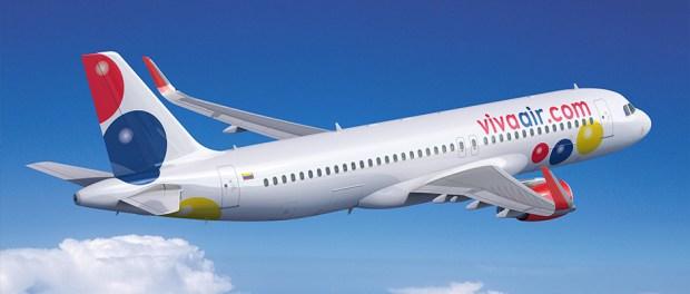aviones nuevos viva air