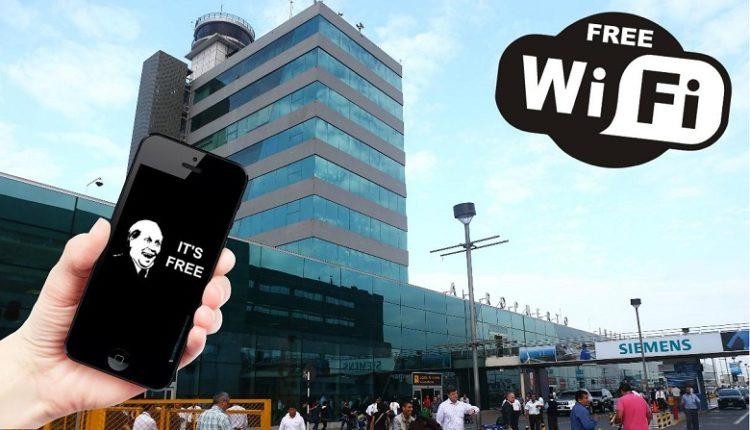 wifi gratis aeropuerto jorge chavez