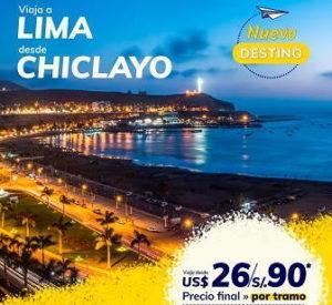 lima chiclayo viva air promocion