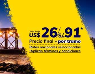 destinos nacionales promocion octubre 2018
