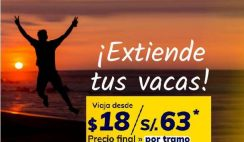 promocion extiende tus vacaciones en marzo viva air