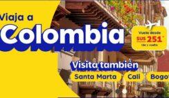 viaja colombia viva air